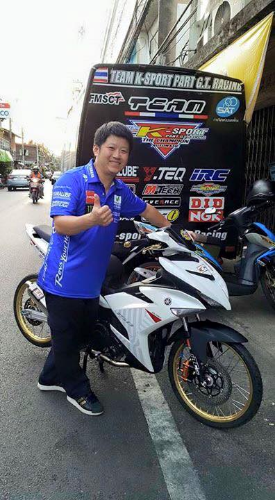 Exciter 150 do Drag tu Thailan - 3