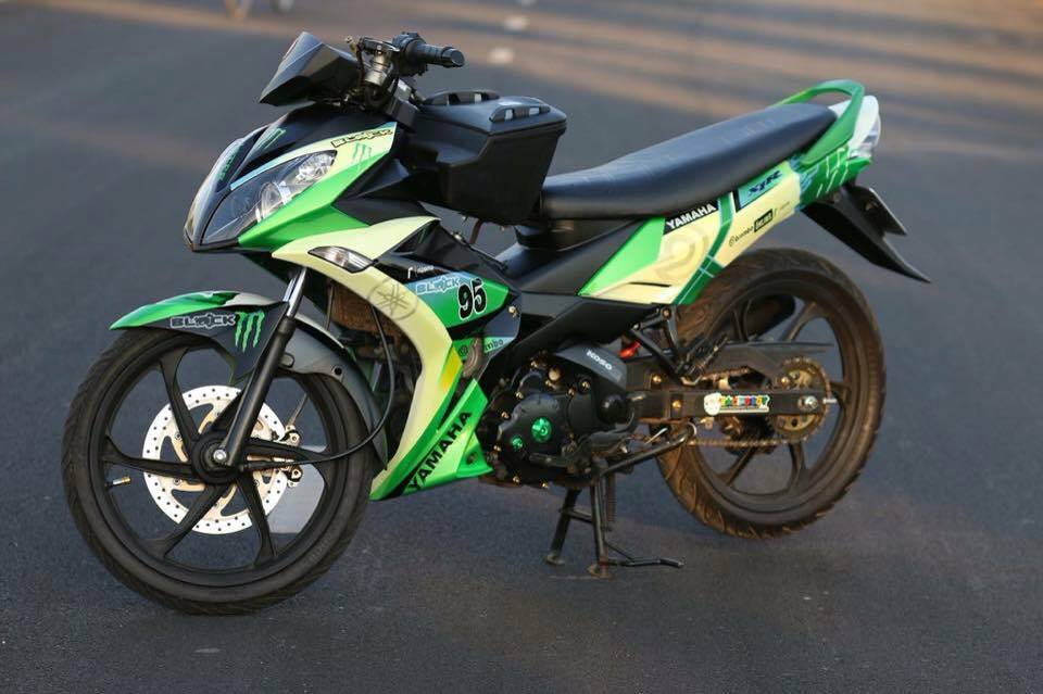 Exciter do phong cach X1R day an tuong - 3