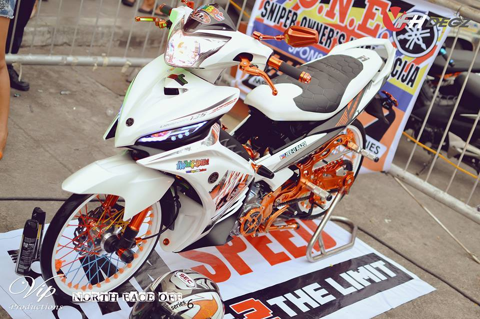 Exciter thailan full do choi - 3