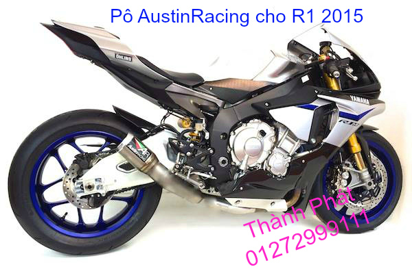 Do Choi Cho Yamaha R1 2015 - 28