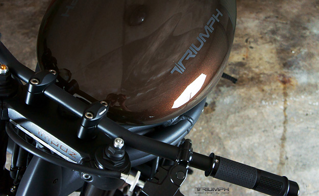 Tuyet pham Impoz Speed Racer den tu Triumph Speed Triple 1050 - 5