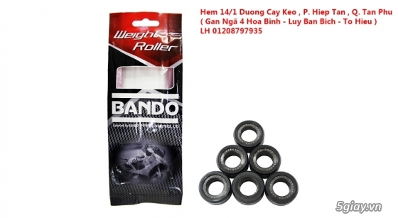 Viet BMC CDI Racing Do Choi UMA RacingBoy Mobin IC Do YCS Do Kieng - 48