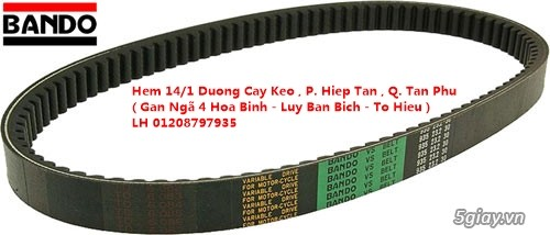 Viet BMC CDI Racing Do Choi UMA RacingBoy Mobin IC Do YCS Do Kieng - 49