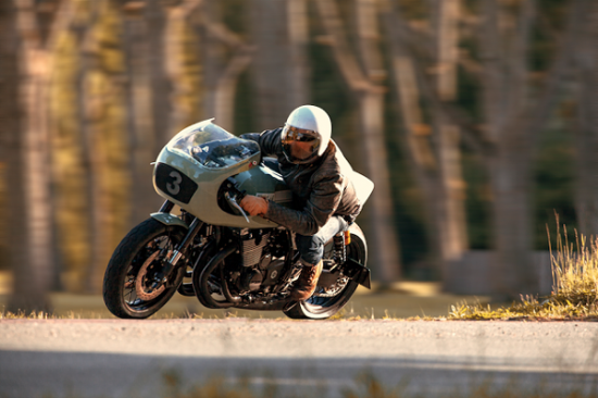 Yamaha XJR1300 do Cafe racer cua xuong do Numbnut Motorcycles - 7