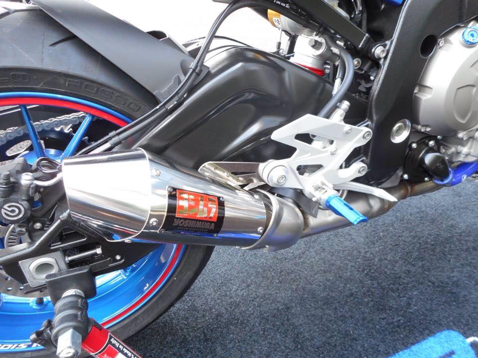 BMW S1000R chiec Nakedbike do cung cap day uy luc - 5