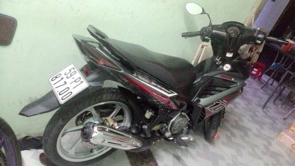 Can ban exciter 2013 RC Tem so 10 - 3