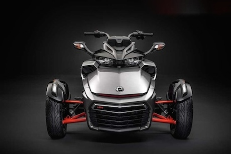 Chao don sieu pham Can Am Spyder F3 - 3