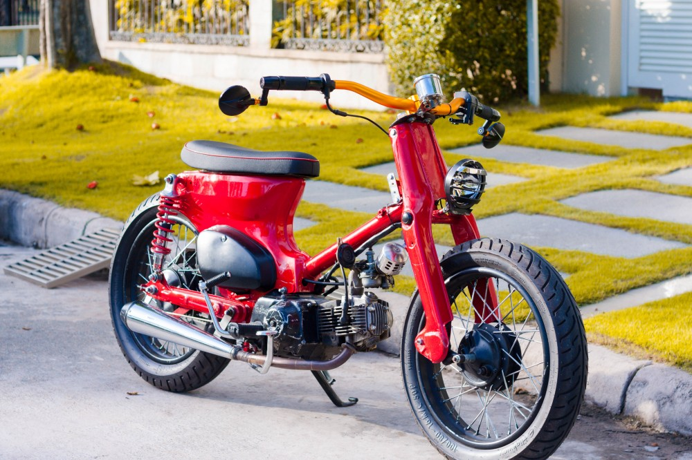 Do nhu cau len Tracker len can ban Street Cub