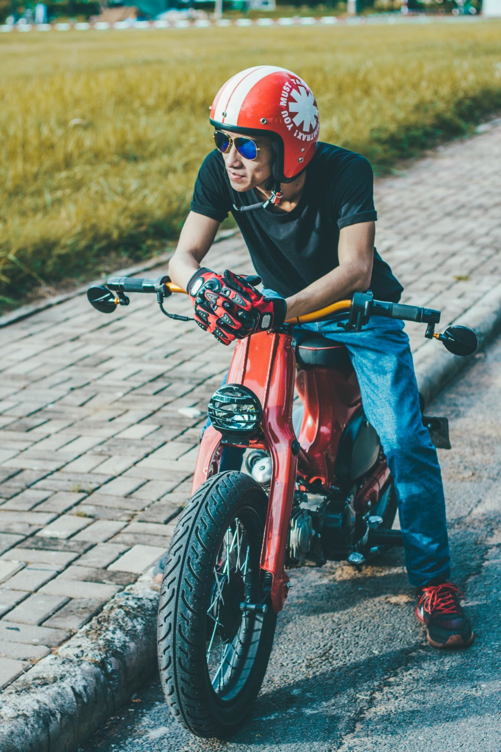 Do nhu cau len Tracker len can ban Street Cub - 3