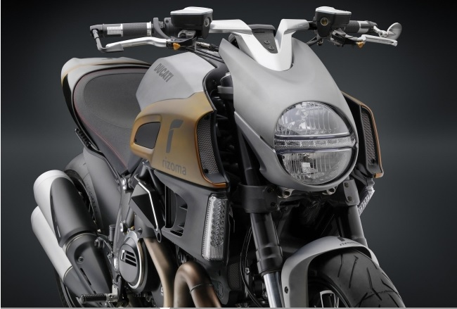 Ducati Diavel do full option do choi Rizoma - 2
