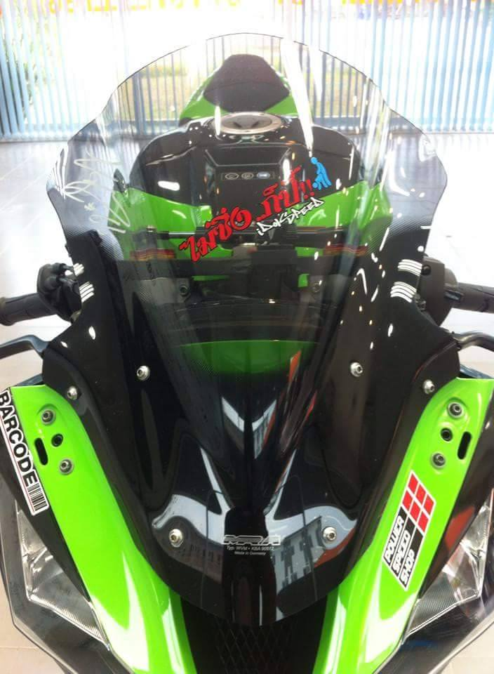 Kawasaki ZX10R do chat choi voi nhung option don gian - 2