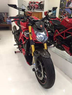 Ngam chiec Ducati Streetfighter S da do them 10 ngan do - 6