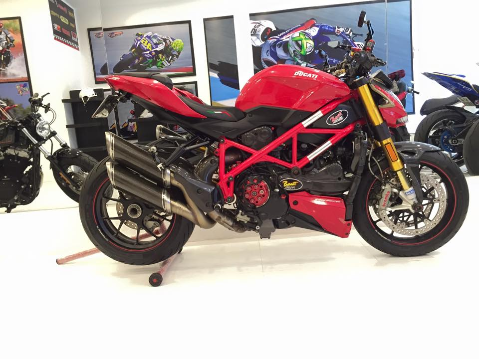 Ngam chiec Ducati Streetfighter S da do them 10 ngan do - 7