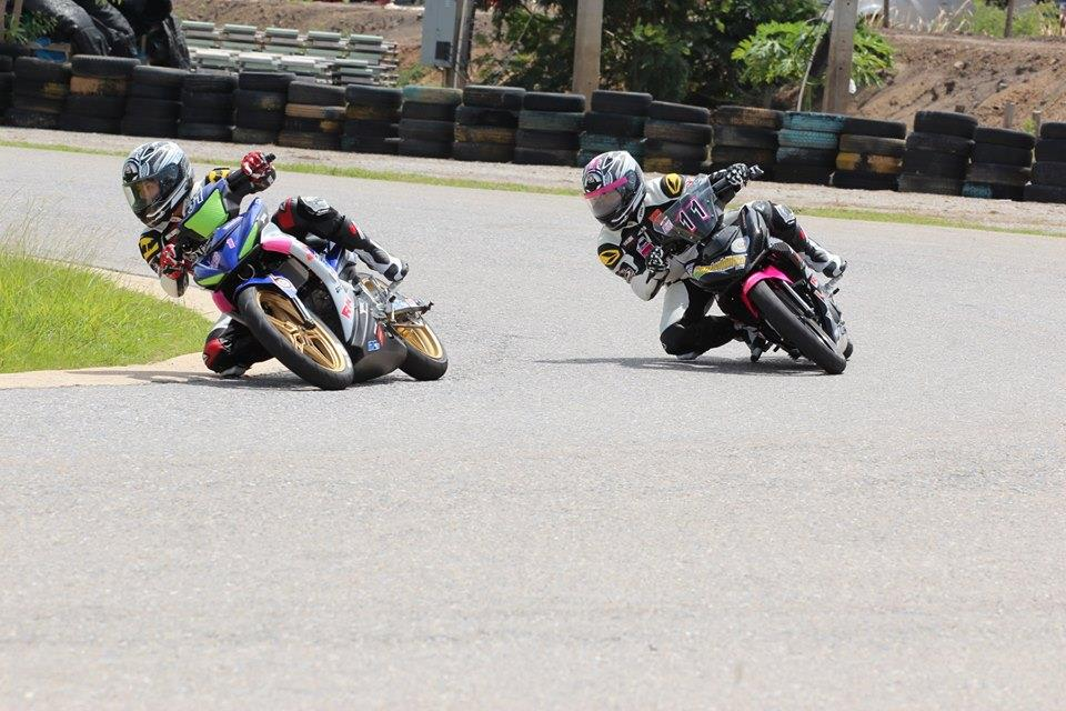 Nhung hinh anh moi nhat ve cuoc dua Exciter 150 Track Race phan 2 - 16