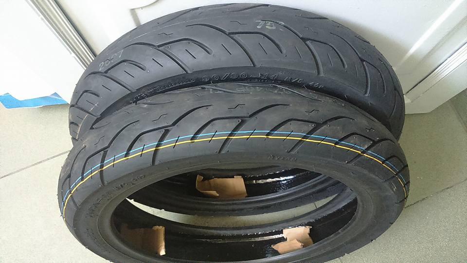 Perfect tyre lop chong dinh tac khong lo bi xep lop - 3