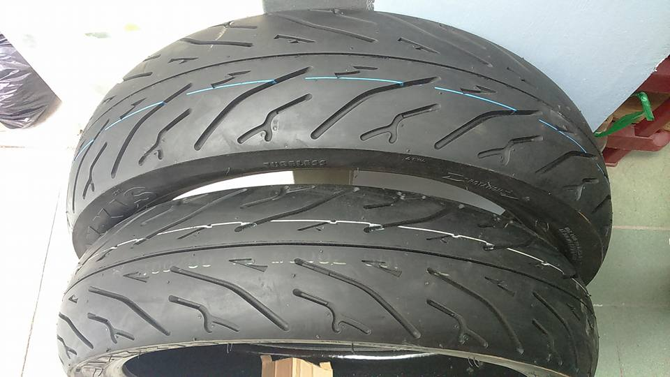 Perfect tyre lop chong dinh tac khong lo bi xep lop - 4