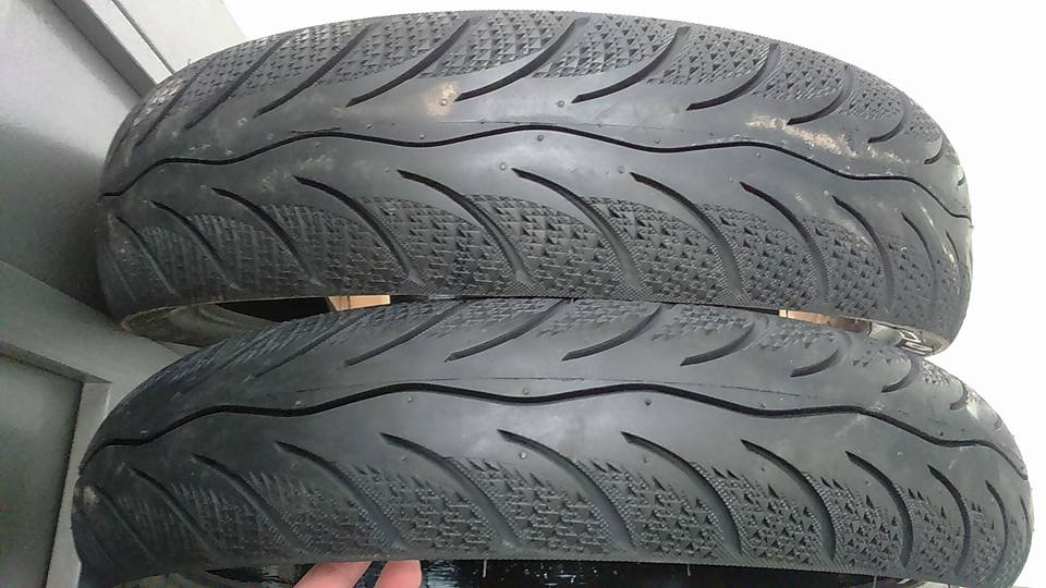 Perfect tyre lop chong dinh tac khong lo bi xep lop - 5