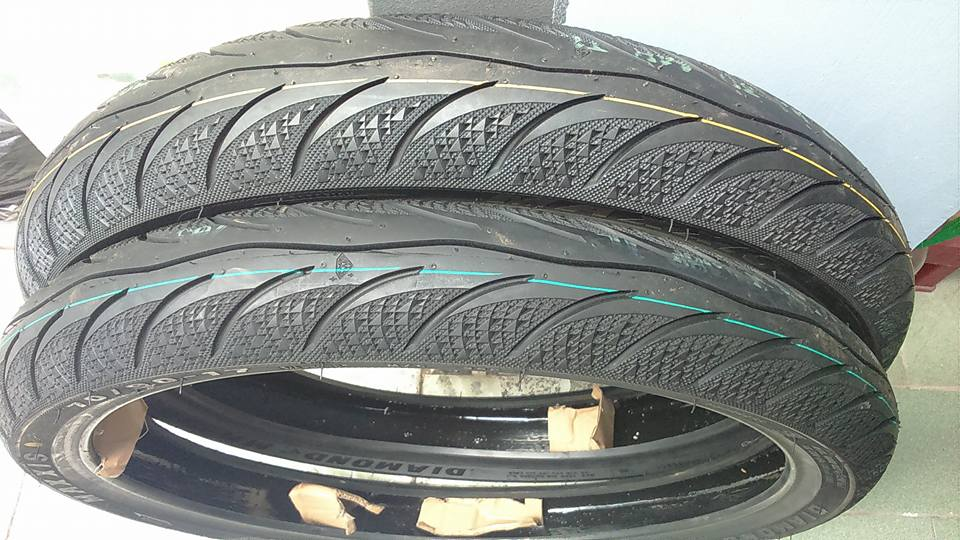 Perfect tyre lop chong dinh tac khong lo bi xep lop - 7