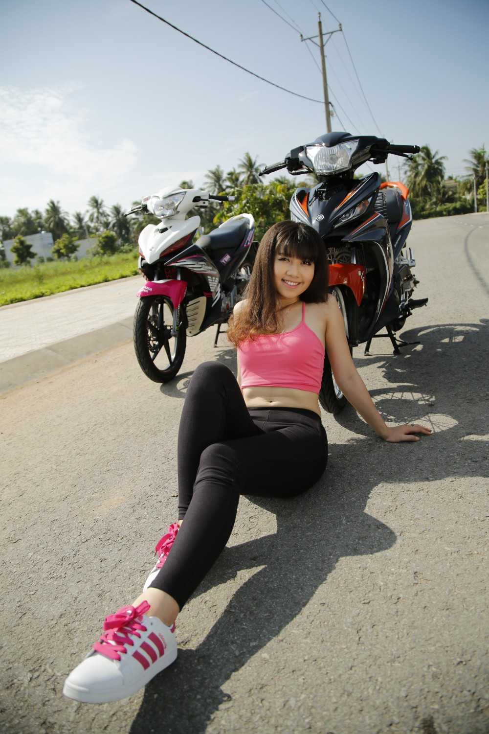 Racing Hot Girl And Exciter Ben Tre - 13