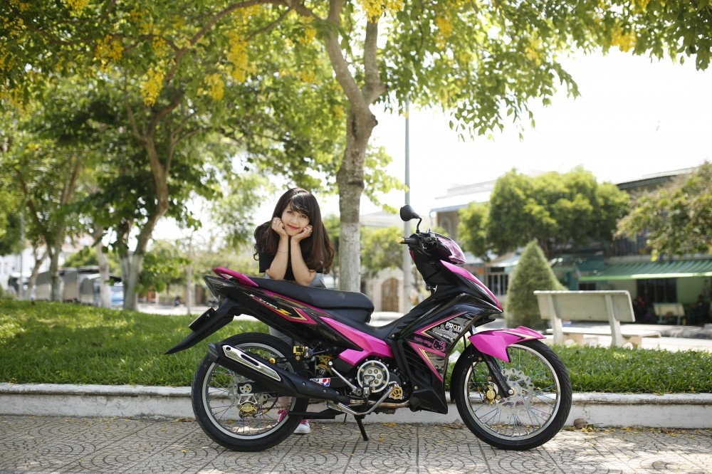 Racing Hot Girl And Exciter Bến Tre - 123997