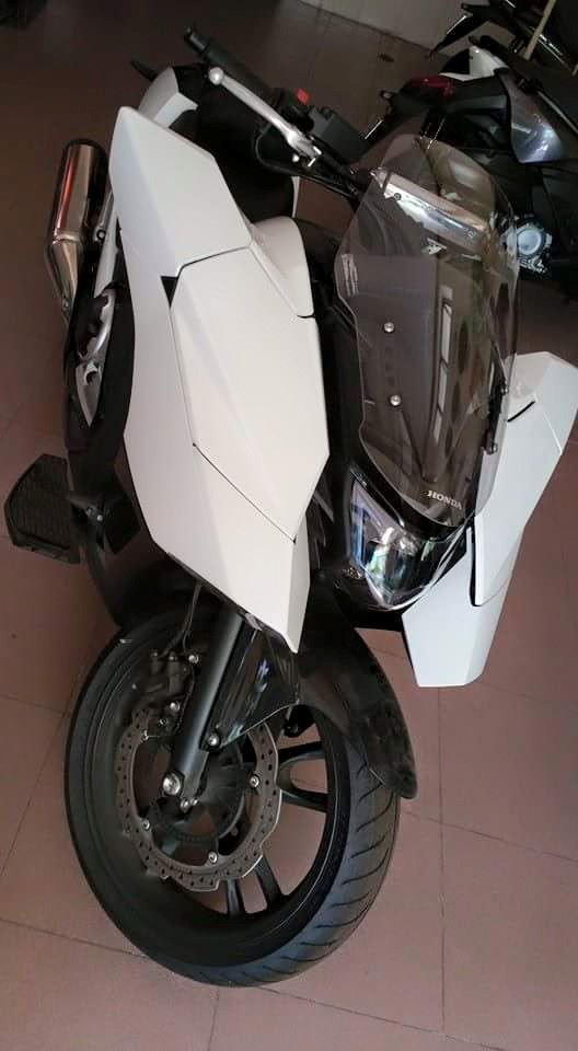 Showroom Moto Ken can ban Honda MN4 2015 - 4
