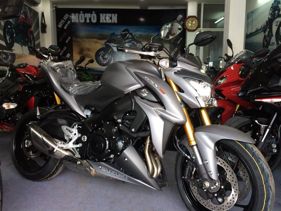 Showroom Moto Ken Suzuki GSX S1000 da ve den showroom nhe ae - 4