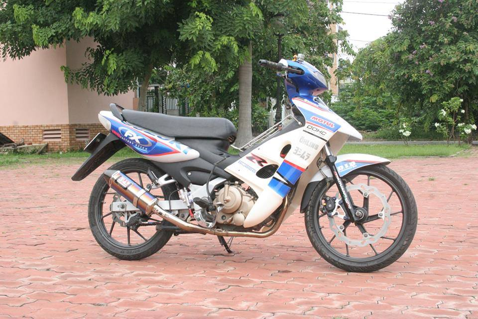 Suzuki FX do full do choi cua biker - 3
