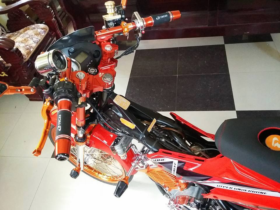 Suzuki Satria F do full option Racingboy - 3