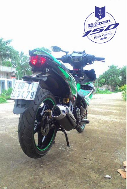 Thanh vien Group Exciter 150 Kien Giang lai len tem - 6