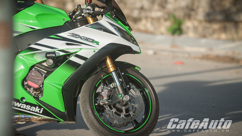 Tren yen Kawasaki Ninja ZX10R 2015 co may toc do that thu - 8