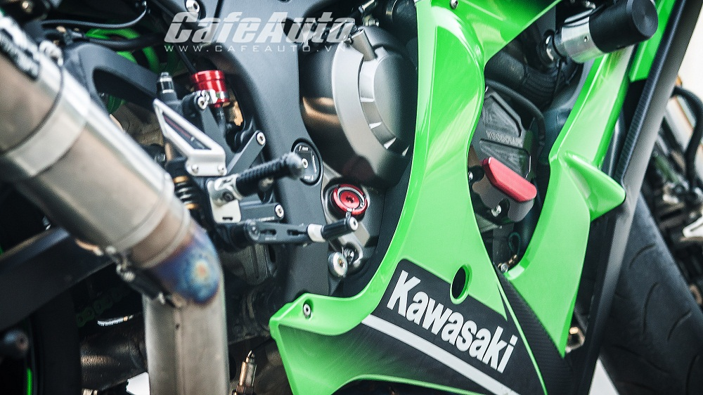 Tren yen Kawasaki Ninja ZX10R 2015 co may toc do that thu - 16