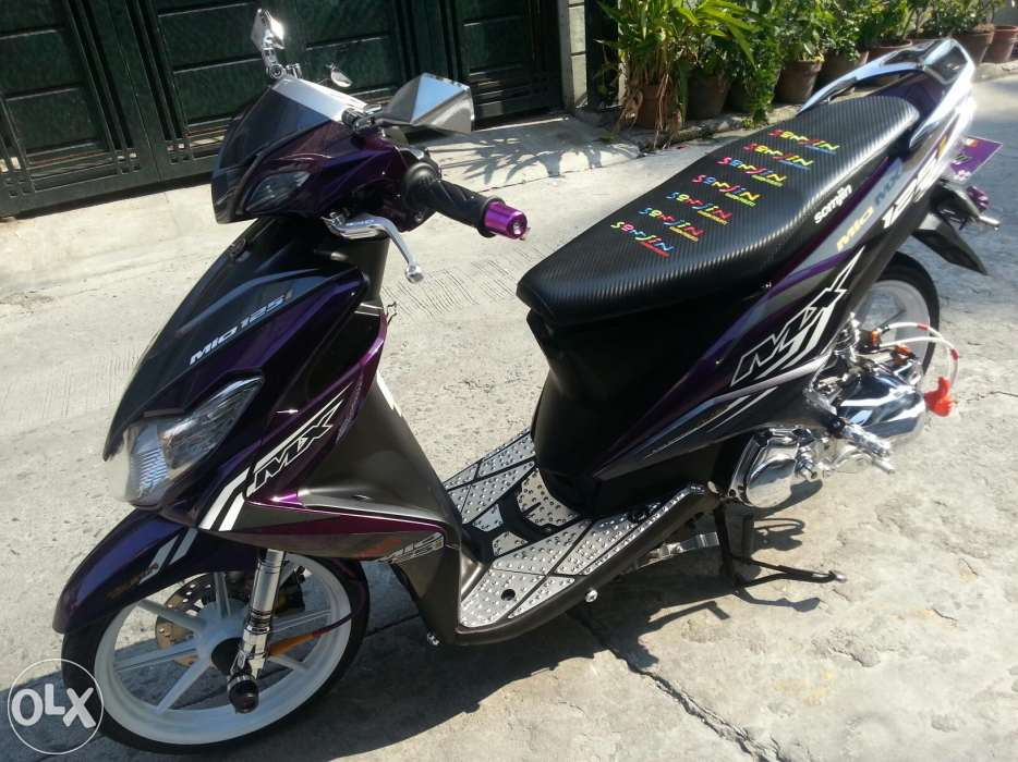 Yamaha Mio MX125 do do choi Thai