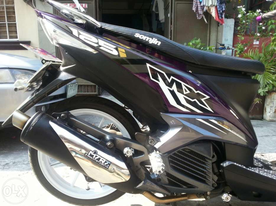 Yamaha Mio MX125 do do choi Thai - 2