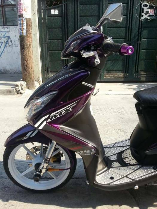 Yamaha Mio MX125 do do choi Thai - 4