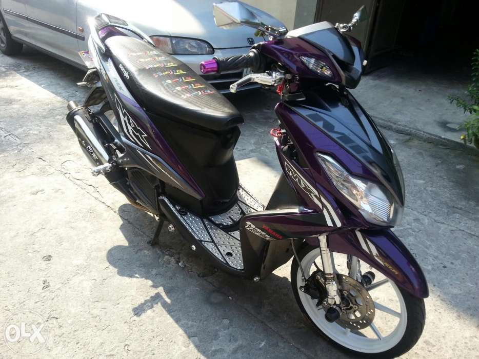 Yamaha Mio MX125 do do choi Thai - 5
