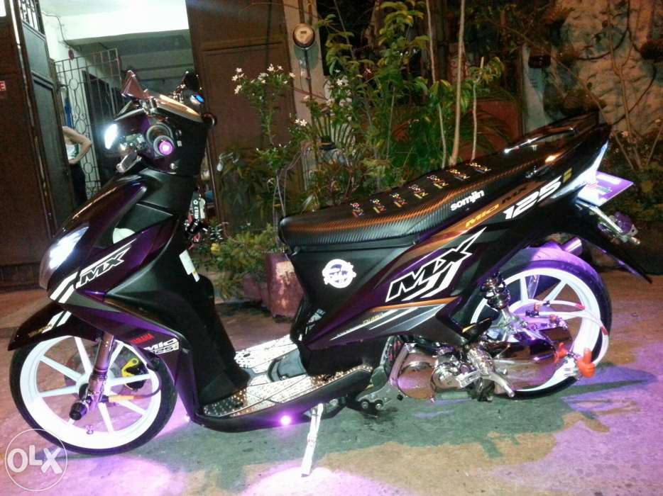 Yamaha Mio MX125 do do choi Thai - 6