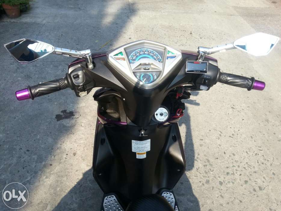 Yamaha Mio MX125 do do choi Thai - 8