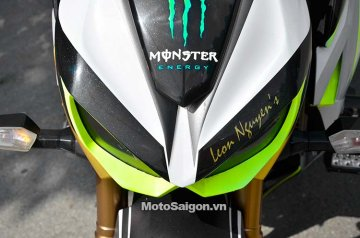 Z1000 DC Shoes Monster chat lu cua biker sai thanh - 14