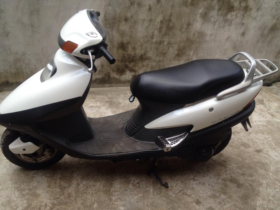 Ban xe Honda Spacy Nhat doi 2002