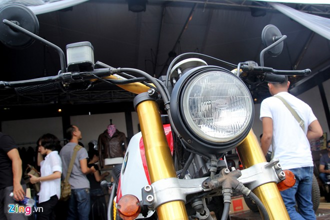 BMW R80GS Do Tracker tai Sai Gon - 7