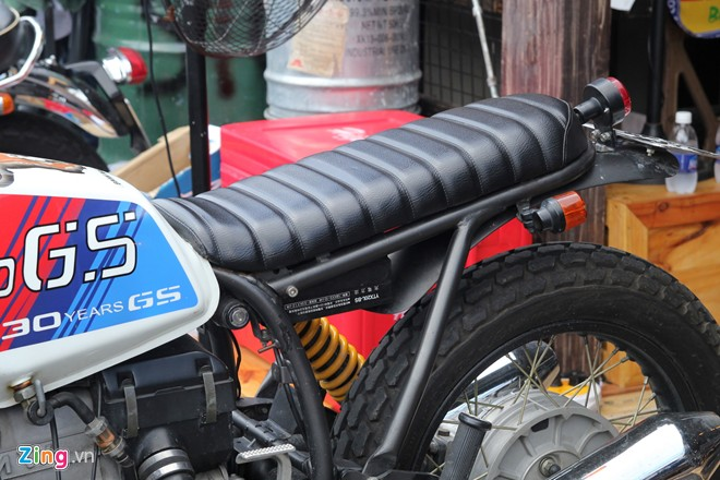 BMW R80GS Do Tracker tai Sai Gon - 9