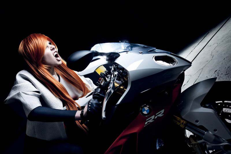 BMW S1000RR day ma mi trong bo anh do dang cung Ma ca rong - 4