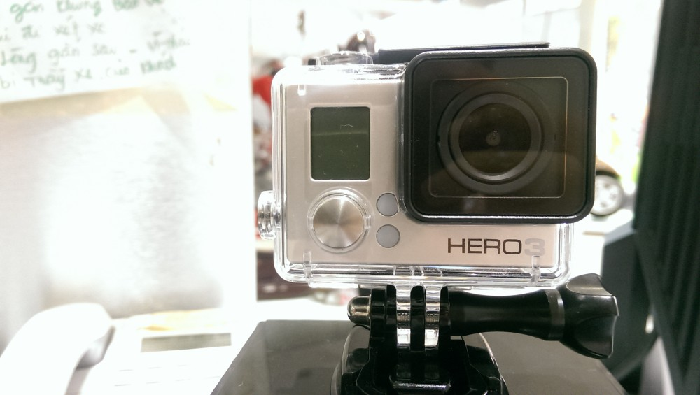 CAMERA GoPro HERO 3FULL BOX 100 ON SEAL - 11