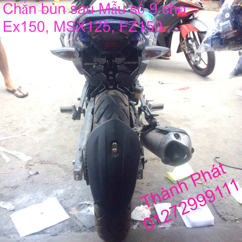 Do choi cho Raider 150 VN Satria F150 tu AZ Up 992015 - 21