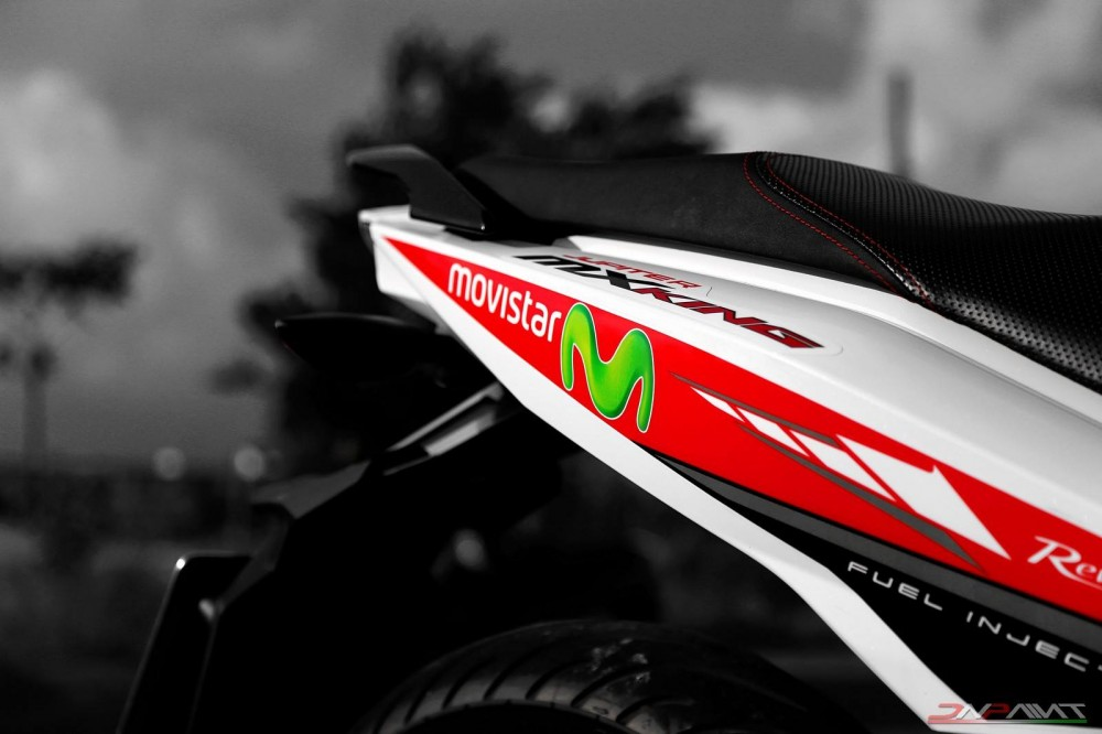 Exciter 150 Do tem Red Movistar dep mat - 7