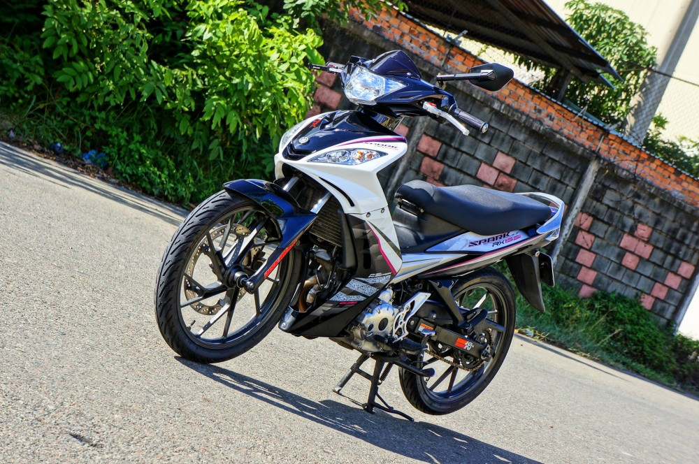 Exciter 2010 phong cach Spark rx135i - 3