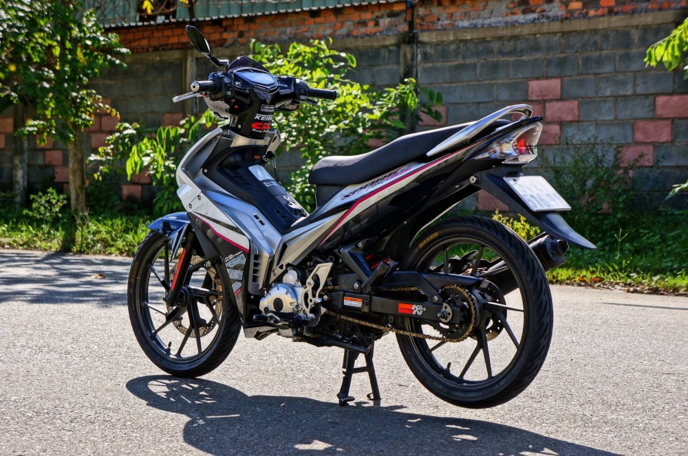 Exciter 2010 phong cach Spark rx135i - 5