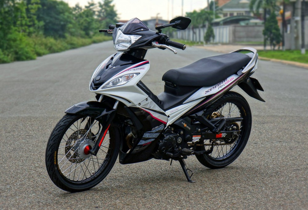 Exciter 2010 phong cach Spark rx135i - 11