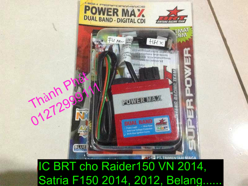 Do choi cho Raider 150 VN Satria F150 tu AZ Up 992015 - 11