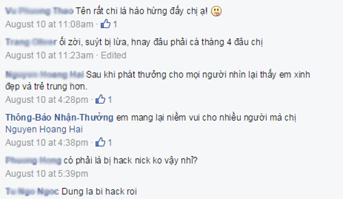 Nguoi dung Facebook do khoc do cuoi vi bi hack va doi ten - 3